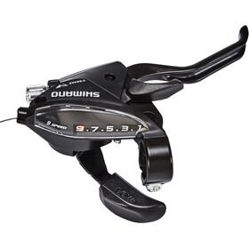 Shimano ST-EF510-2 Gear/Brake Lever Bak 9-växlad black
